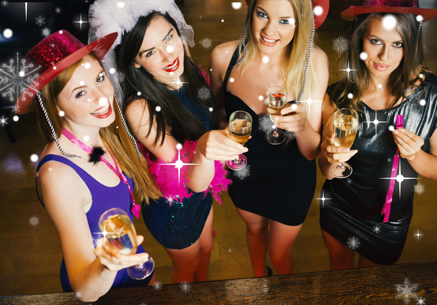 hen party packages uk